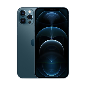 Product Apple iPhone 12 Pro Max 128GB Pacific Blue base image