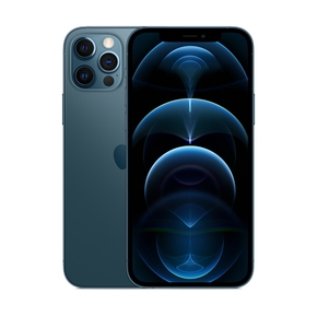 Product Apple iPhone 12 Pro 128GB Pacific Blue base image
