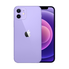 Product Apple iPhone 12 128GB Purple base image