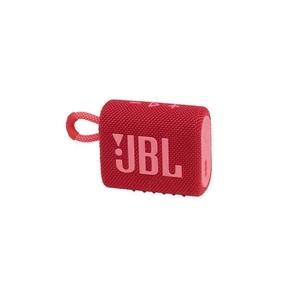 Product JBL Go3 WaterProof Red base image