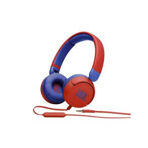 Product JBL JR310 On-Ear Headphones For Kids - Red base image