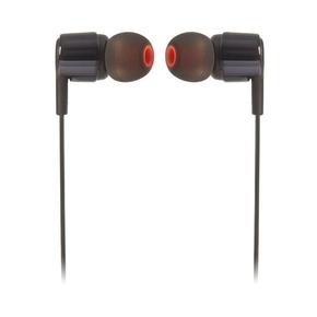 Product JBL T210 In-Ear Headphones Black base image