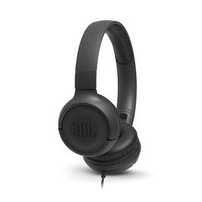 Product JBL Tune T500 On-Ear Headphones Black base image
