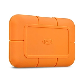 Product Lacie 2TB USB-C Rugged SSD base image