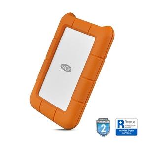 Product LaCie 2TB USB-C Rugged Secure base image
