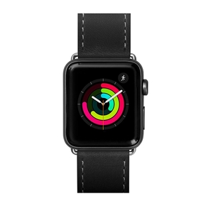 Product Laut Safari for Apple Watch 44/42mm Onyx base image