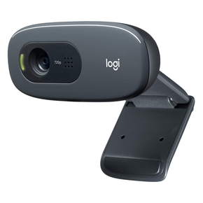 Product Logitech HD Webcam C270 base image