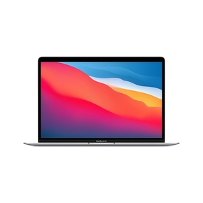 "Product MacBook Air 13"" Apple M1 chip / 7-core GPU / 8GB / 512GB / Silver - BTO base image"