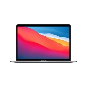 "Product MacBook Air 13"" Apple M1 chip / 8-core CPU / 8-core GPU / 16GB / 512GB / Space Gray - BTO base image"