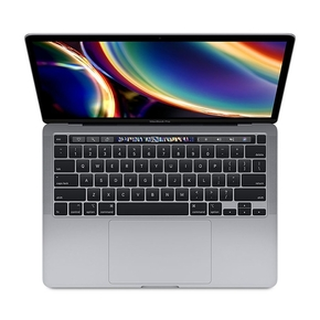 """Product MacBook Pro 13"""" 4-core i5 2.0GHz / 16GB / 512GB / Iris Plus / Space Gray (MWP42GR/A) base image"""