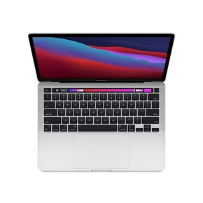 """Product MacBook Pro 13"""" Apple M1 chip / 16GB / 512GB / Silver - BTO base image"""