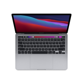 """Product MacBook Pro 13"""" Apple M1 chip / 8GB / 256GB / Space Gray (MYD82GR/A) base image"""