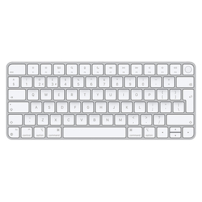 Product Apple Magic Keyboard with Touch ID Silver - Greek base image