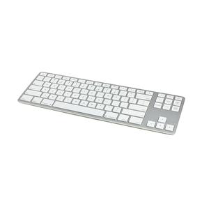 Product Matias Wireless Aluminium Tenkeyless Keyboard Silver UK base image