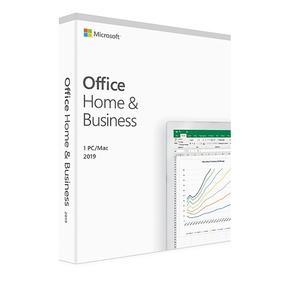 Product Microsoft Office 2019 για Mac, έκδοση Home & Business (Multilingual) base image
