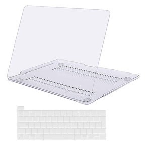 """Product Mosiso Hard Case MacBook Pro 16"""" 2in1 Clear base image"""