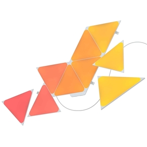Product NanoLeaf Shapes Triangles Starter Kit (9 Panels) base image