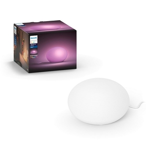 Product Philips Hue Flourish Table Lamp White base image