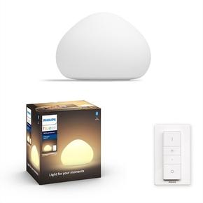 Product Philips Hue Wellner Table Lamp White Ambiance base image