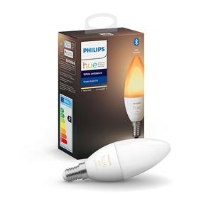 Product Philips Hue White Ambiance 5.2W E14 Candle base image