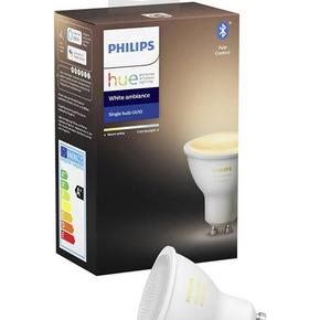 Product Philips Hue White Ambiance GU10 Single Spot Light base image