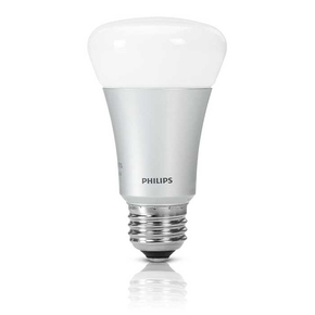 Product Philips Hue White and Color Ambiance Single Bulb E27 (Gen 4) base image