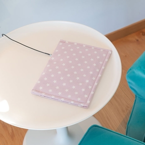 Product PoM Cover and Shield Starry Powder Pink base image