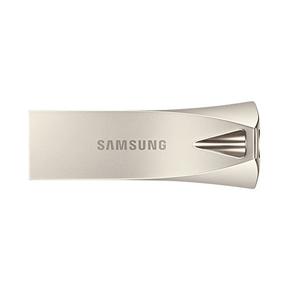 Product Samsung 32GB Bar Plus Champagne Silver USB3.1 Flash base image