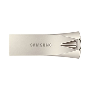 Product Samsung 128GB Bar Plus Champagne Silver USB3.1 Flash base image