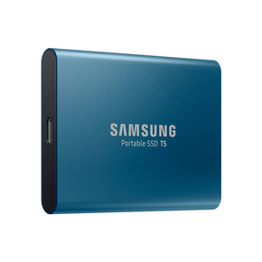 Product Samsung Portable SSD T5 500GB - Blue base image