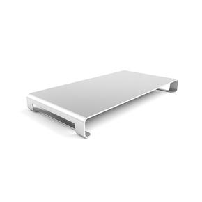 Product Satechi Slim Aluminium Monitor Stand Silver base image