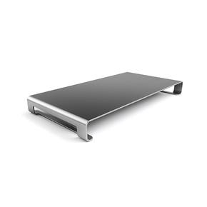 Product Satechi Slim Aluminium Monitor Stand Space Gray base image