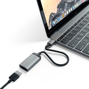 Product Satechi USB-C to 4K HDMi Space Gray Adapter base image