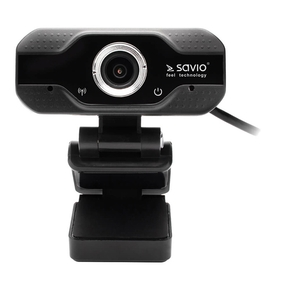 Product Savio Web Camera Usb Full HD 1920x1080 base image
