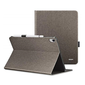 """Product SDesign Urban Premium for iPadPro 12.9"""" 4th gen with Pen Holder, Grey base image"""