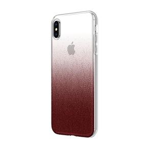 Product Incipio Design Series iPhone XS Max - Cranberry Sparkler base image