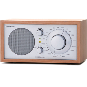Product Tivoli Radio Model One M1SLC (Κερασιά /Ασημί) base image