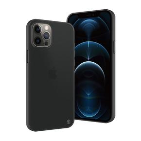 Product Switcheasy 0.35 iPhone 12 Pro Max Transparent Black base image