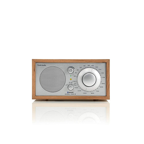 Product Tivoli Radio Model One Bluetooth M1BTSLC (Κερασιά / Ασημί) base image