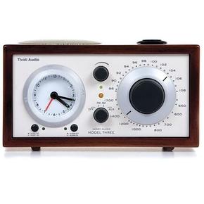 Product Tivoli Radio Model Three Dark Walnut / Beige base image