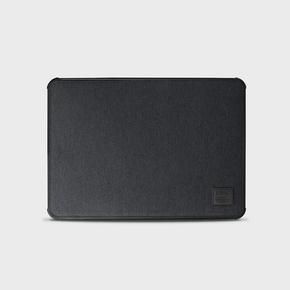 Product Uniq Dfender Tough Sleeve for MacBook Pro 13 Charcoal base image