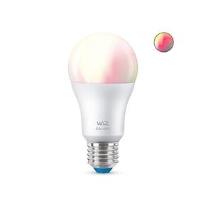 Product WiZ LED 8W A60 E27 Color & Tunable White Bulb base image