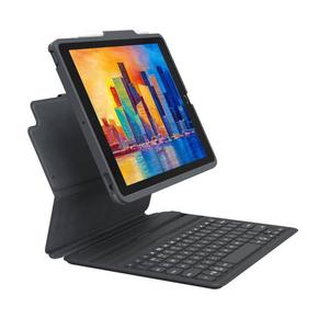 Product Zagg Pro Keys Keyboard and case for iPad 10.2 - Black/Grey base image